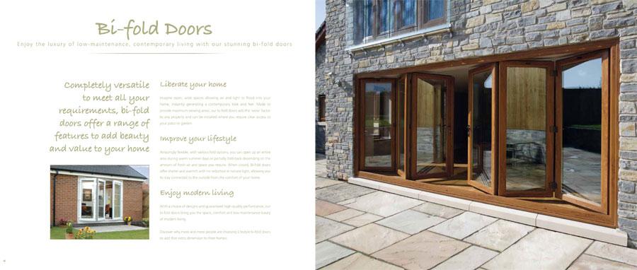 Bi Fold Doors Example Pic